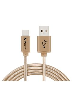 Portta® USB Type-C to USB 2.0 A Male 3.3 feet