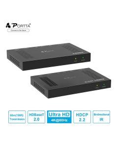 Portta® 60M HDBaseT HDMI™ Extender with IR