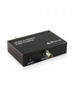 Portta® 3G SDI to VGA Converter with Scaler